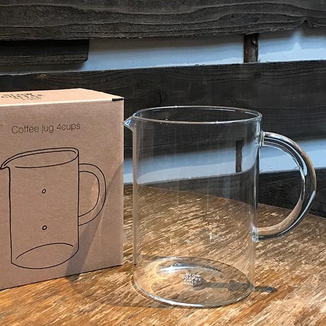 コーヒージャグ 4cup (KINTO SLOW COFFEE STYLE)