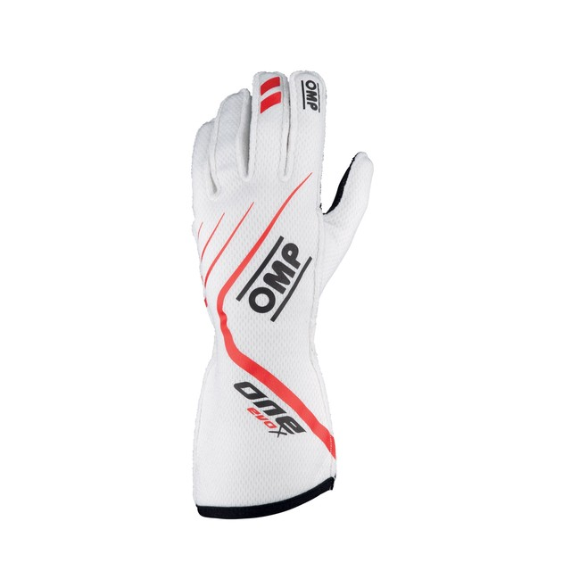 IB/771/W ONE EVO X GLOVES MY2021 White