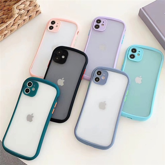 Solid color iphone case