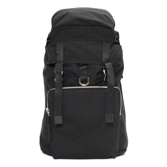 ロリンザ コーデュラ ナイロン スクエアポケット バッグパック Cordura Nylon Square Pocket Backpack LO-STN-BP06 LORINZA