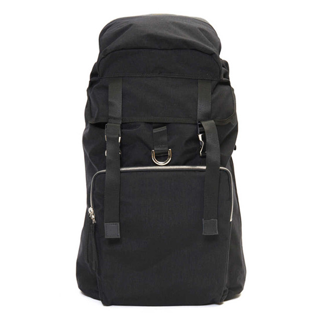 LORINZA Cordura Nylon Square Pocket Backpack LO-STN-BP06