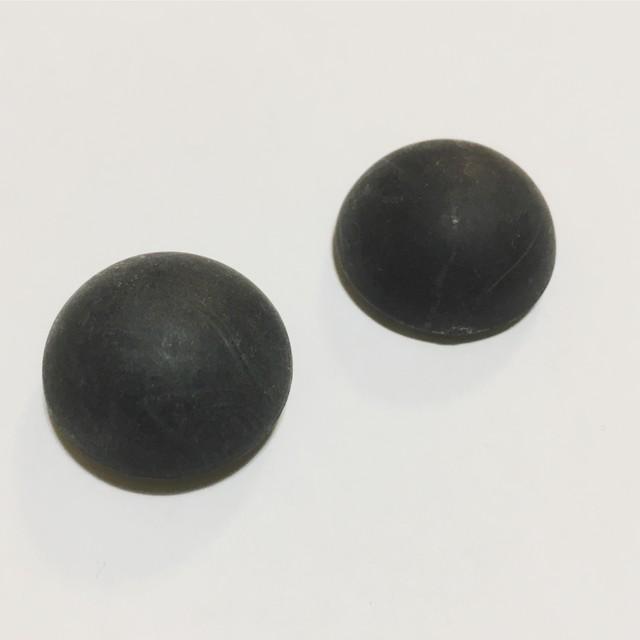 マットキャラメルカボション24mm[2ヶ入]