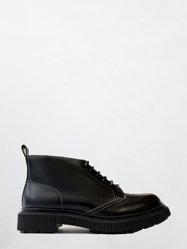 ADIEU TYPE 121 For BEST PACKING STORE Black Polido Calf/640399