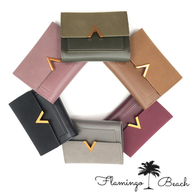 【FlamingoBeach】travel Wallet