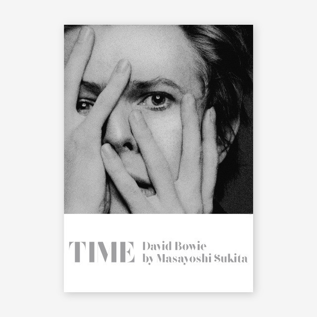 Time - David Bowie by Masayoshi Sukita ポスター / B1サイズ