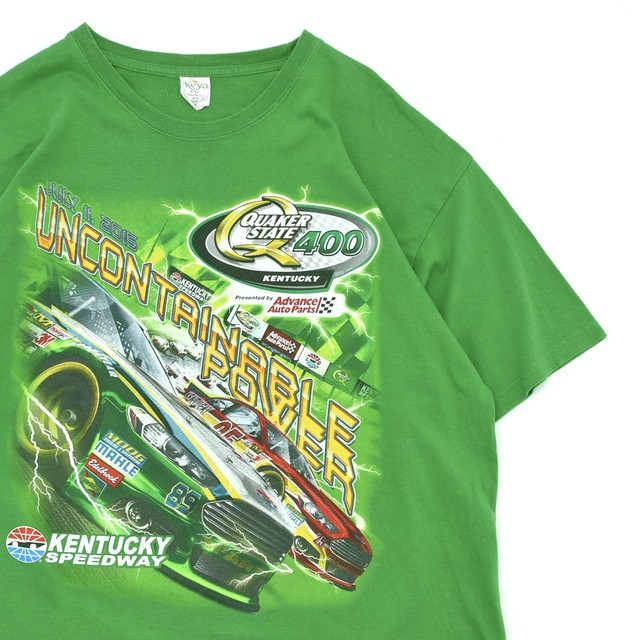 2015 Quaker State400 Racing official T-shirt