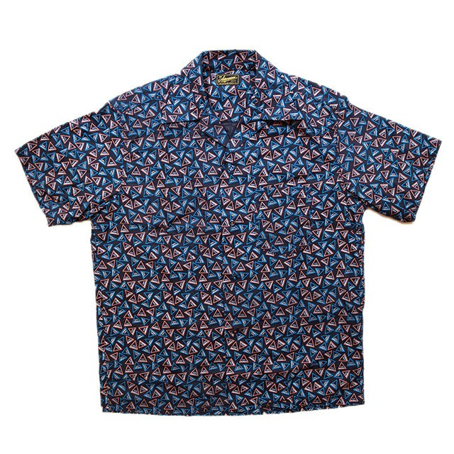 Stevenson Overall Co. SOC Organics Shirts - SOS Navy [SO-SOS-NV]