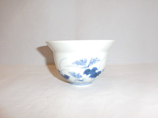 深川製ざくろ鉢 Fukaawa porcelain bowl(pomegranate)