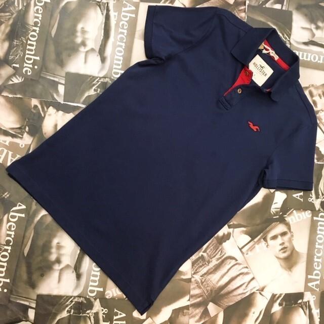 HOLLISTER MENS ポロシャツ Sサイズ