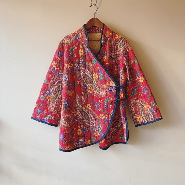 vintage design quilting outer