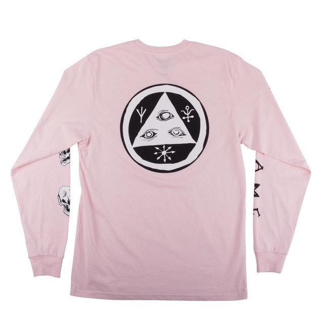 WELCOME Sapien Long Sleeve Tee