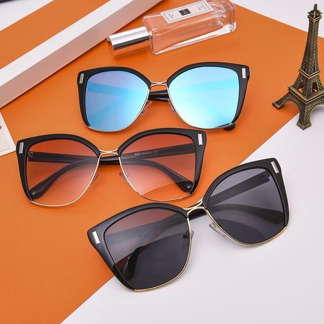 【小物】ファッション合わせやすいサークル個性派メガネ