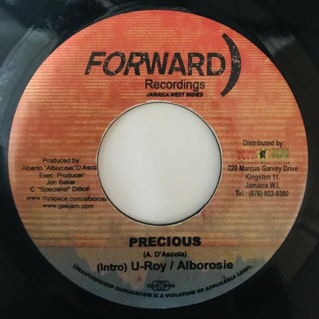 (intro) U-Roy & Alborosie - Precious【7-10953】
