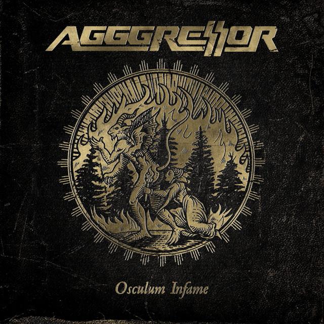 AGGGRESSOR『Osculum Infame』CD