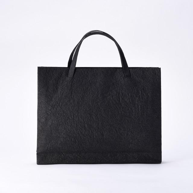 手提げ鞄(黒):抗菌撥水加工済み