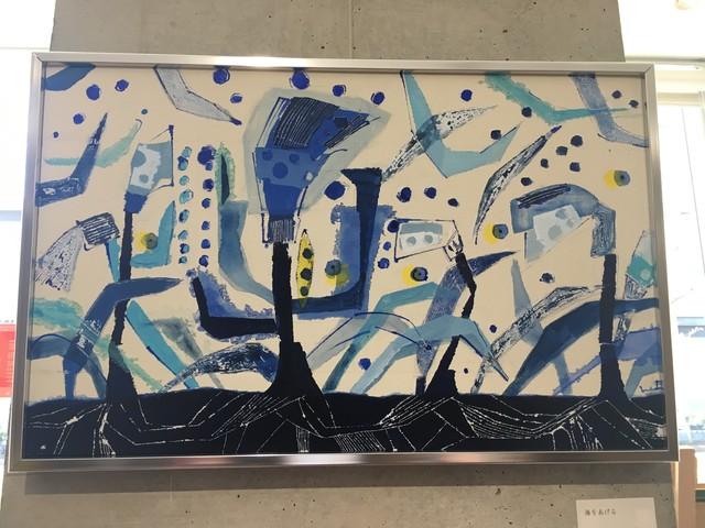 椎木彩子作品「海をあげる」