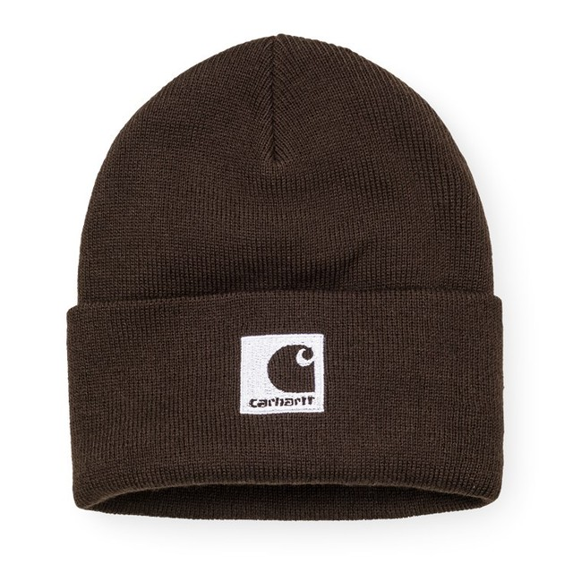 Carhartt LEWISTON BEANIE - Tobacco / Wax