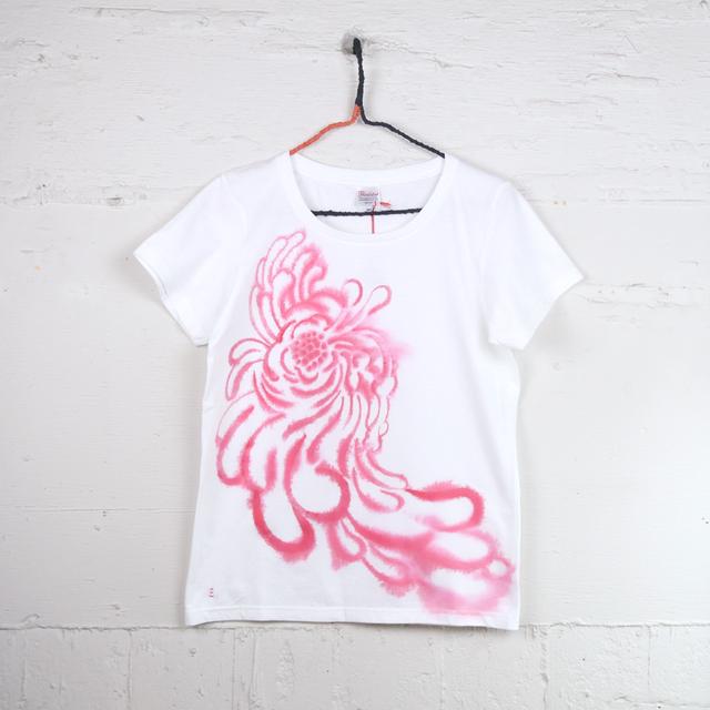 TshirtsComplex 板垣翠「赤線Tシャツ」