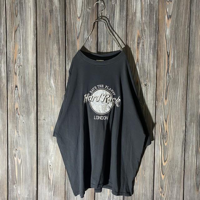 [Hard Rock Cafe]London black T shirt