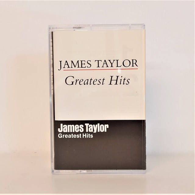 [中古カセット]  James Taylor ‎– Greatest Hits