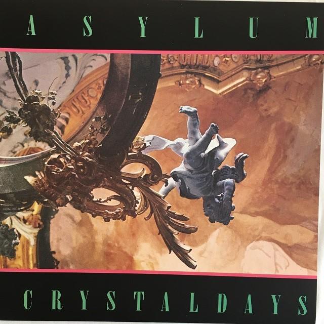 【LP・国内盤】アサイラム / Crystal Days