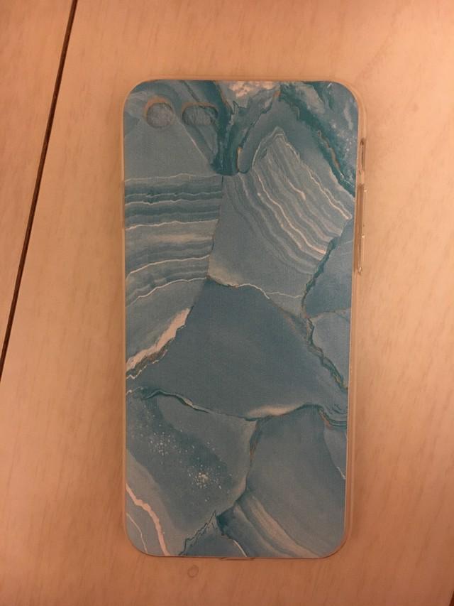 大理石柄 iPhone7