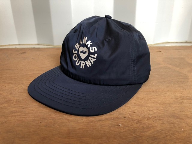 BANKS JOURNAL CAP (navy)