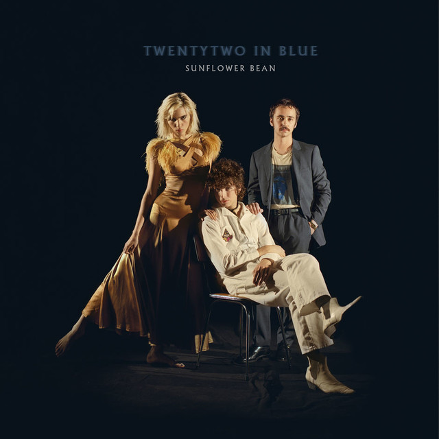 Sunflower Bean / Twentytwo in Blue(1000 Ltd Clear Vinyl)