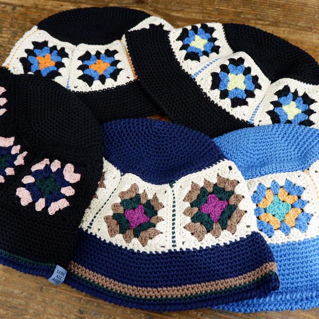 【Antage】Handmade Crochet Hat