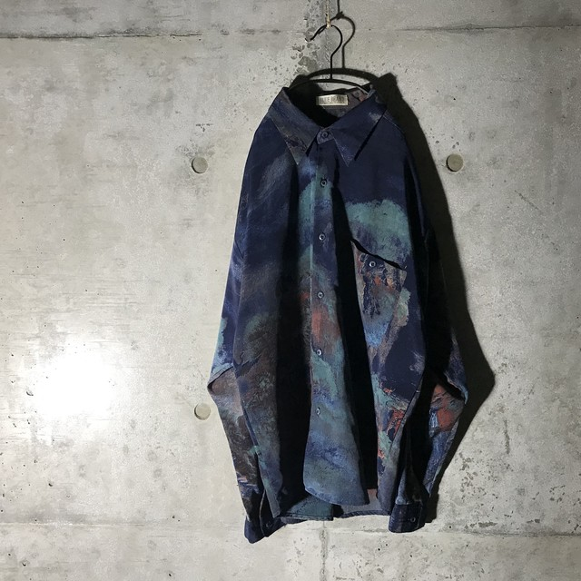 [used]japanese atmosphere shirt