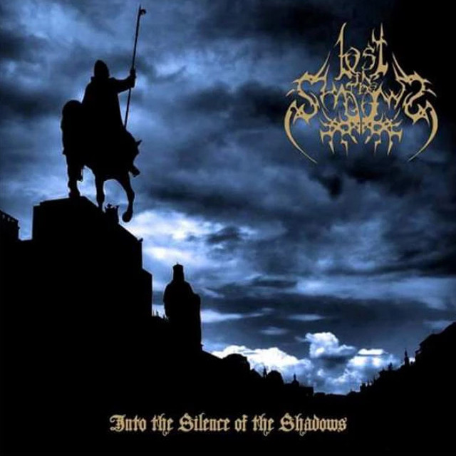 LOST IN THE SHADOWS『Into The Silence Of Shadows』CD