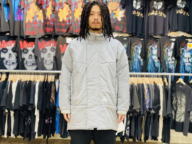 ONLINE LIMITED BEDWIN 19AW MONSTER PARKA OLSON 2 GRAY 50KB3129