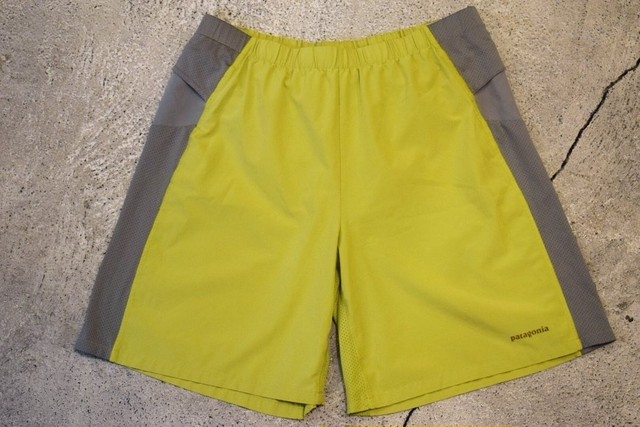 USED patagonia  Strider Pro Shorts L  P0457