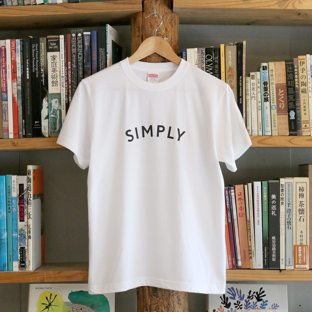 Tシャツ / SIMPLY / White