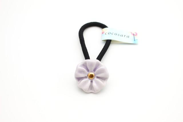 有田焼ヘアゴム  flower 8