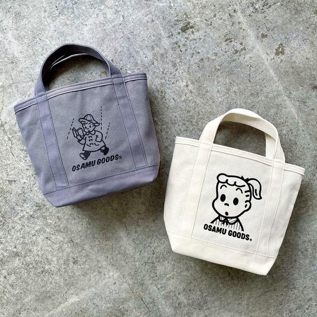 OSAMU GOODS - canvas bag