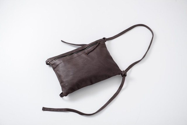 MUSUBI : 01 shoulder bag.(3way)