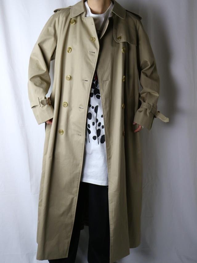 Burberry trench coat【5382】