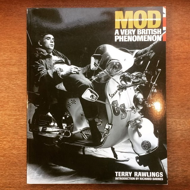 モッズ写真集「Mod a Very British Phenomenon/Terry Rawlings」 - メイン画像
