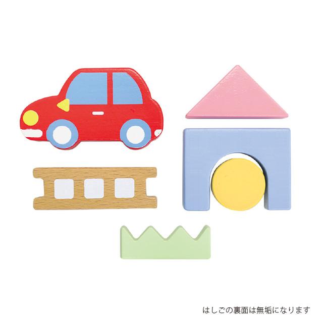 【絵本のつみき】MACHI / ベーシックつみきSET