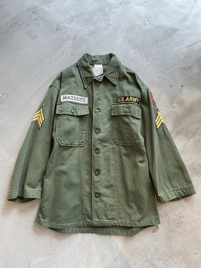 vintage U.S. army shirt
