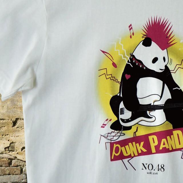 PUNK PANDA【 パンク パンダ】Sex Pistols  カラー: ホワイト