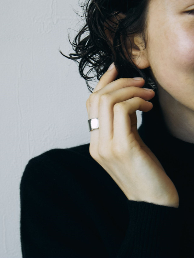 fragment wide ring(再入荷)