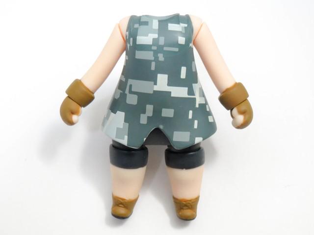 【196】 砂漠のあーみーさん 体パーツ 戦闘服 ねんどろいど