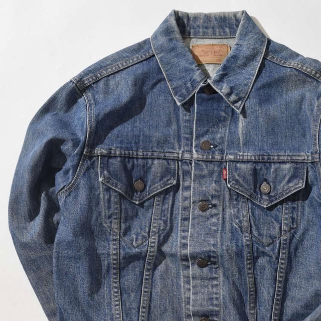 【Mサイズ寸】LEVIS リーバイス DENIM JKT ジャケット INDIGO インディゴ 44 400610191035