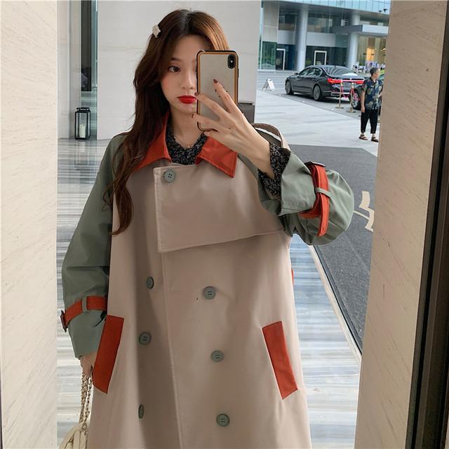 韓国ファッション ラシャコーデ 秋冬ジャケット アウター  SHW512601