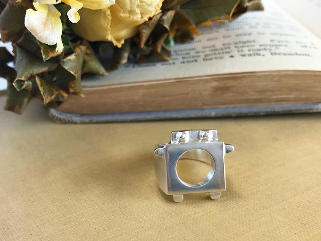 Jouet ring ー silver925 ー
