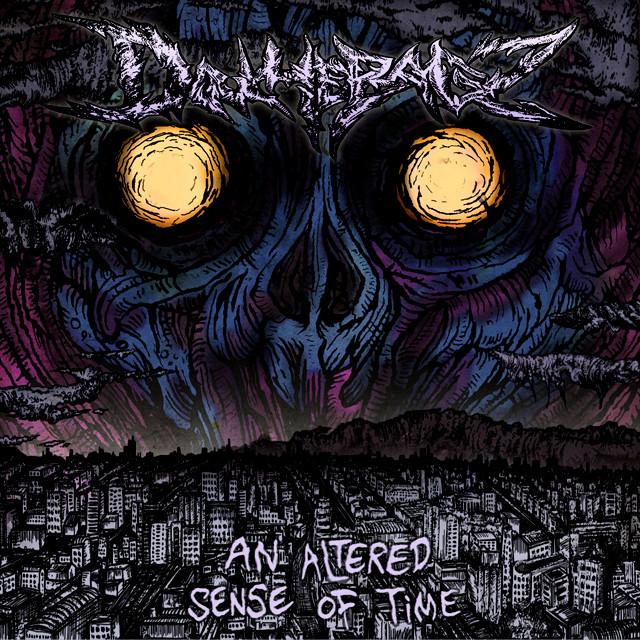 DOUCHEBAGZ『An Altered Sense Of Time』CD
