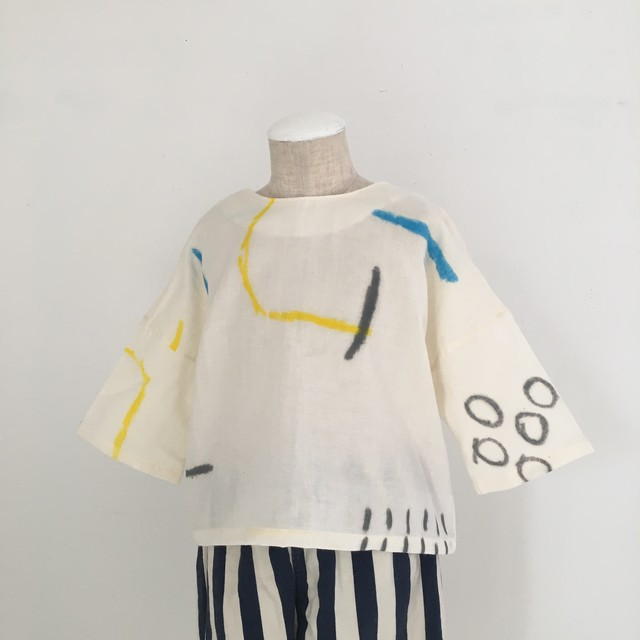 子どもシャツ size S