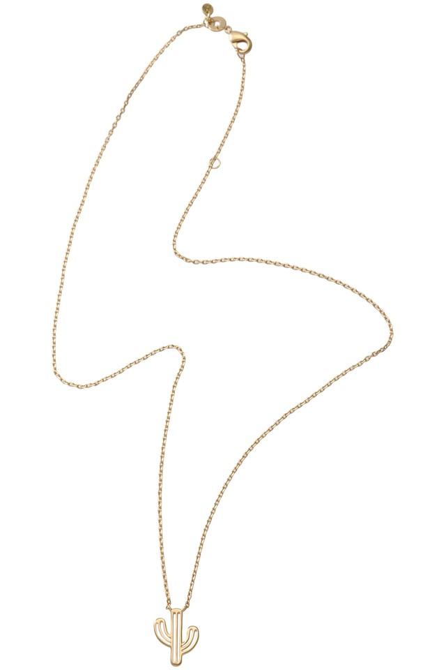 CUCTUS ネックレス ゴールド FREE by164PARIS